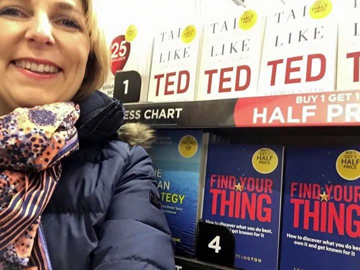 Author Shelfie